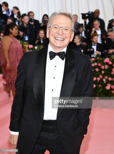 Bob Mackie attends The 2019 Met Gala Celebrating Camp Notes on Fashion at Metropolitan Museum of Art on May 06 2019 in New York City