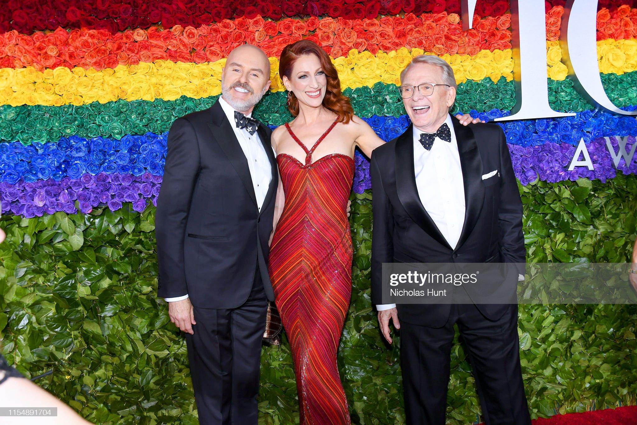 73rd Annual Tony Awards - Arrivals : News Photo