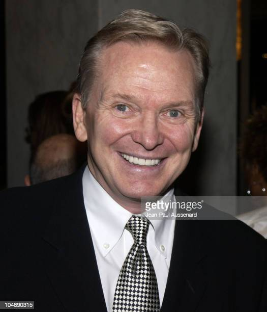 Bob Mackie during The 5th Annual Costume Designers Guild Awards Arrivals at The Regent Beverly Wilshire Hotel in Beverly Hills California United...