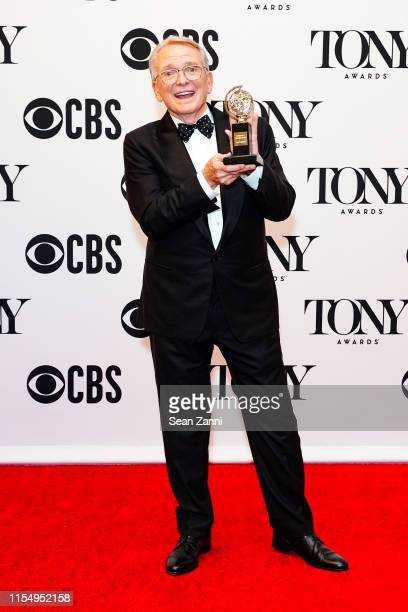 Bob Mackie poses in the press room during the 2019 Tony Awards at Radio City Music Hall on June 09 2019 in New York City