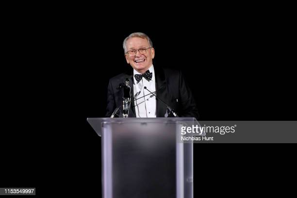 Bob Mackie speaks onstage during the CFDA Fashion Awards at the Brooklyn Museum of Art on June 03 2019 in New York City
