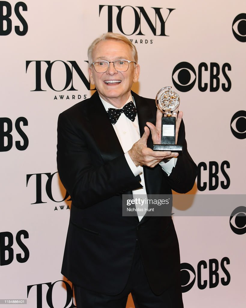 Bob Mackie Winner Of The Award For Best Costume Design Of A Musical News Photo Getty Images
