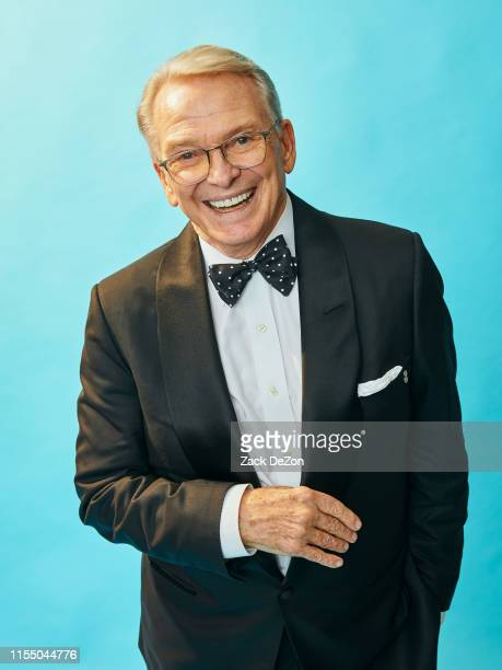 Bob Mackie winner of the award for Best Costume Design of a Musical for The Cher Show poses for a portrait during the 73rd Annual Tony Awards on June...