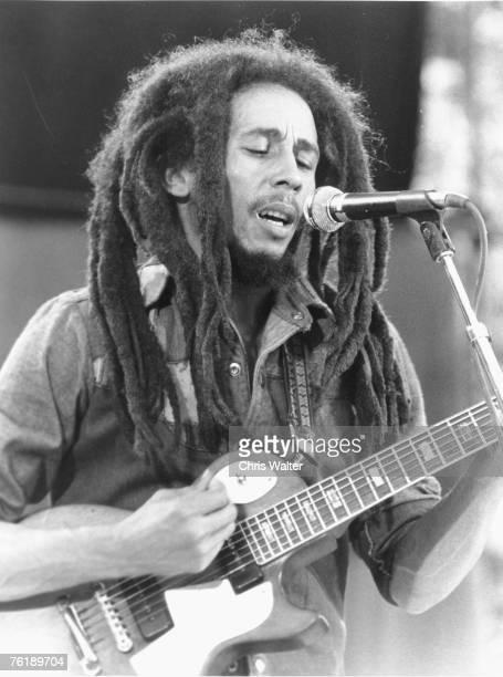 Bob Marley 1979 Santa Barbara