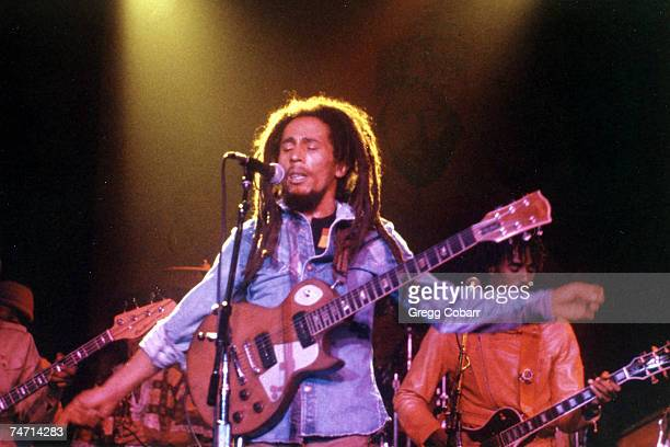 Bob Marley at the The Roxy Theatre in Los Angeles California