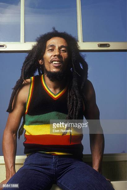 UNITED STATES JANUARY 01 Bob MARLEY Posed portrait of Bob Marley