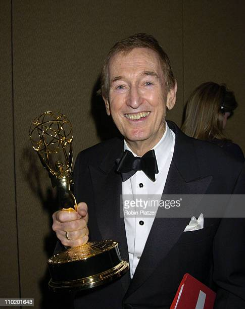 Bob Mcgrath during 31st Annual NATAS Daytime Emmy Craft Awards at The Marriott Marquis Hotel in New York, New York, United States.