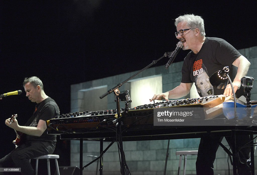 Devo Performs At The Fox Theater