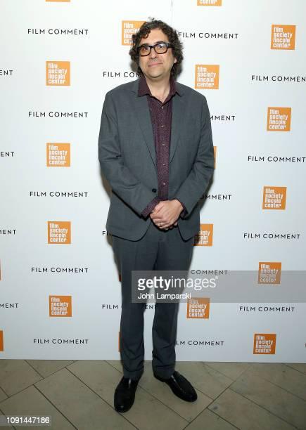 Bob Murawski attends Film Society of Lincoln Center Film Comment Annual Luncheon at Lincoln Ristorante on January 08 2019 in New York City