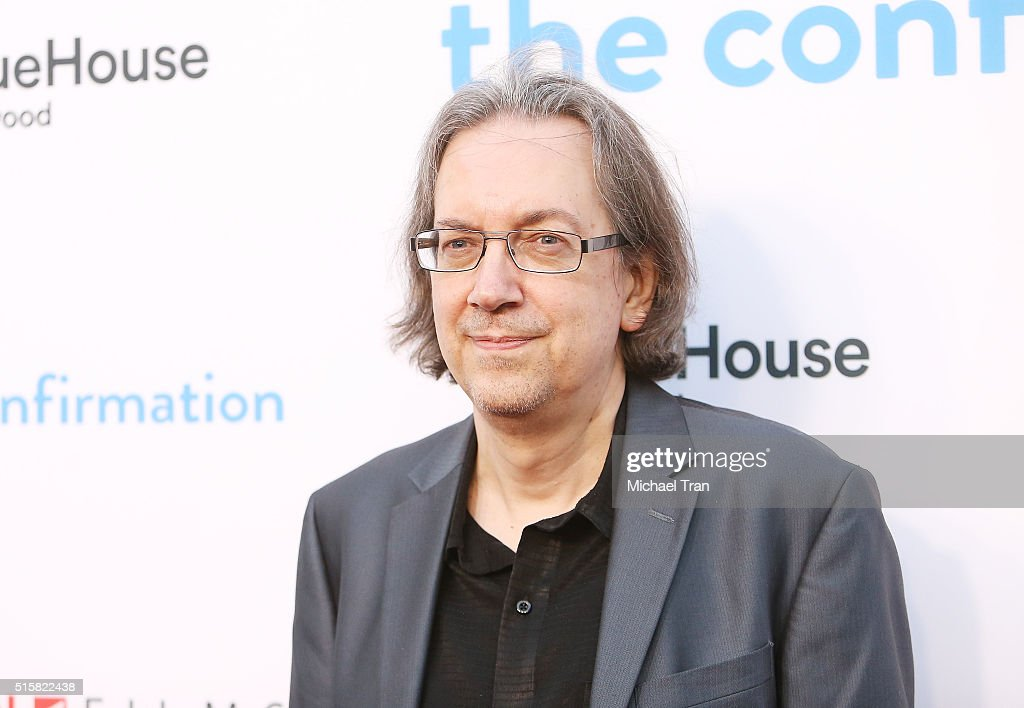 Bob Nelson arrives at the Los Angeles premiere of 'The Confirmation' held at NeueHouse Hollywood on March 15, 2016 in Los Angeles, California.