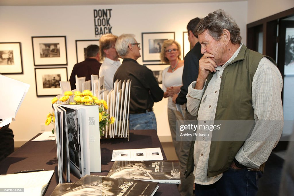 Bob Neuwirth attends the celebration for 'Don't Look Back' exhibit at Morrison Hotel Gallery on June 23, 2016 in West Hollywood, California.