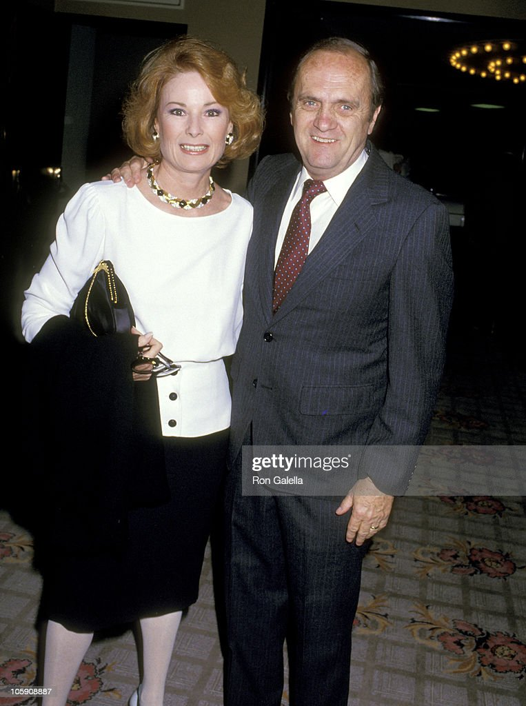 Bob Newhart with charming, Wife Virginia Quinn