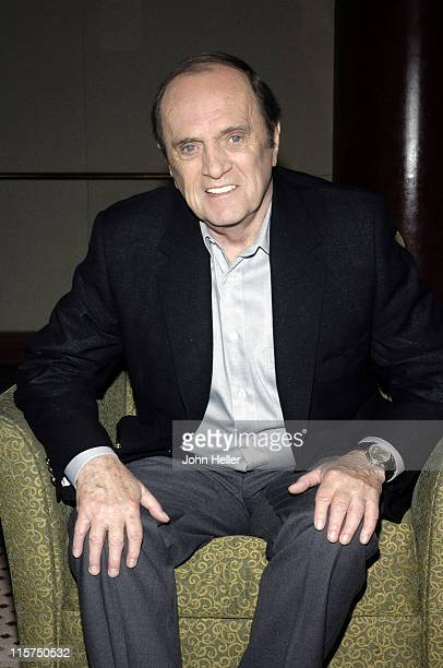 Bob Newhart during PBS/Theatre Critics Association Luncheon with Bob Newhart at Beverly Hilton Hotel in Beverly Hills California United States