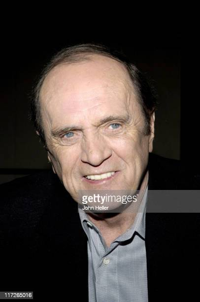 Bob Newhart during PBS/Theatre Critics Association Luncheon with Bob Newhart at Beverly Hilton Hotel in Beverly Hills, California, United States.