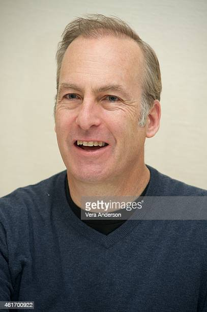 """Bob Odenkirk at the """"Better Call Saul"""" Press Conference at the Four Seasons Hotel on January 16, 2015 in Beverly Hills, California."""