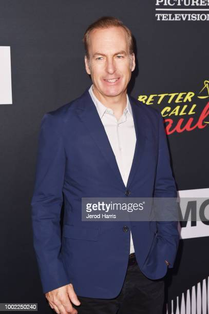 Bob Odenkirk attends AMC's 'Better Call Saul' Premiere during Comic Con 2018 at UA Horton Plaza on July 19 2018 in San Diego California