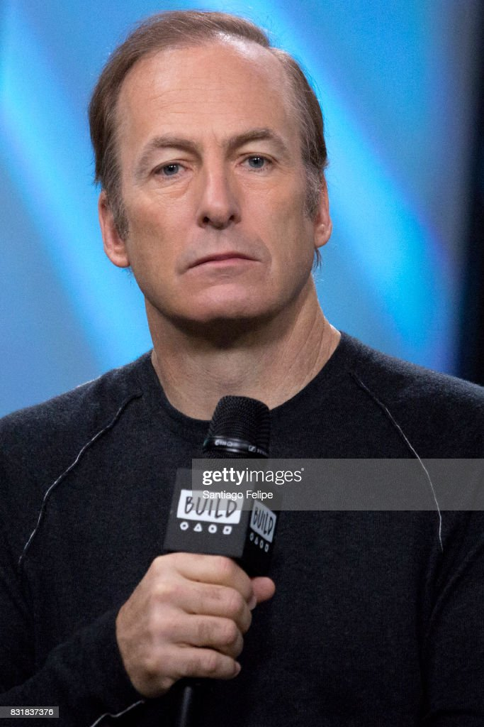 Bob Odenkirk attends Build Presents to discuss his show 'Better Call Saul' at Build Studio on August 15, 2017 in New York City.