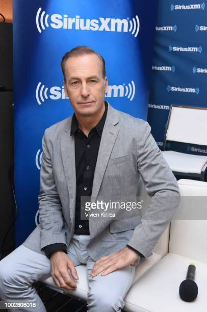 Bob Odenkirk attends SiriusXM's Entertainment Weekly Radio Broadcasts Live From Comic Con in San Diego at Hard Rock Hotel San Diego on July 20, 2018...
