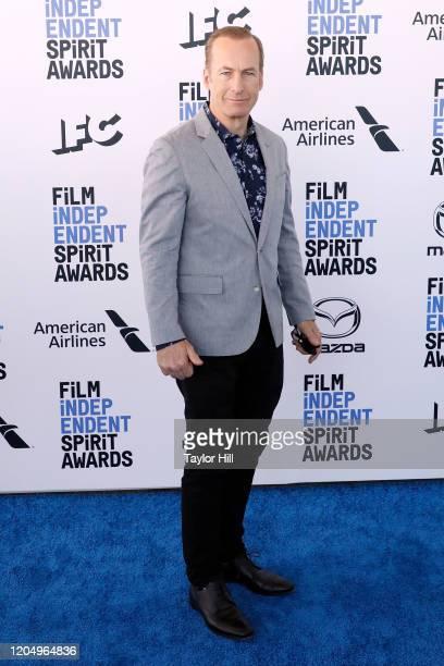 Bob Odenkirk attends the 2020 Film Independent Spirit Awards at Santa Monica Pier on February 08, 2020 in Santa Monica, California.