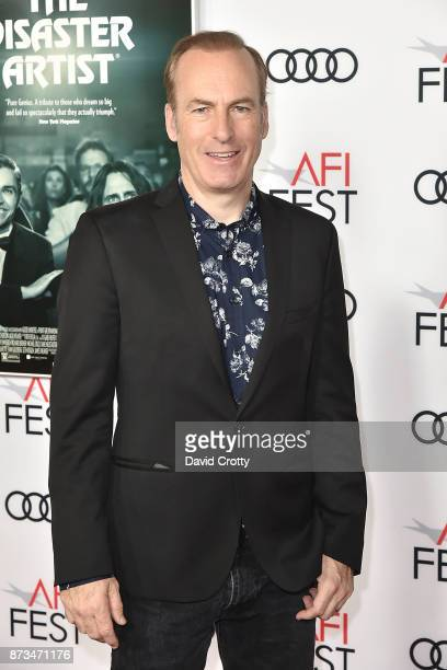 Bob Odenkirk attends the AFI FEST 2017 Presented By Audi Screening Of 'The Disaster Artist' Arrivals at TCL Chinese Theatre on November 12 2017 in...