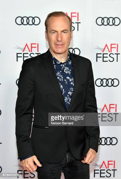 Bob Odenkirk attends the screening of 'The Disaster Artist' at AFI FEST 2017 Presented By Audi at TCL Chinese Theatre on November 12 2017 in...