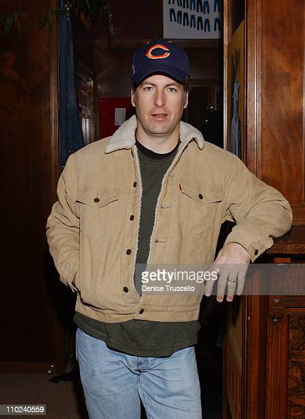 Bob Odenkirk during 2005 Park City - Levi's Ranch at Levi's House in Park City, Utah, United States.