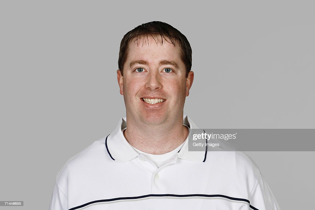 New England Patriots 2006 Headshots : News Photo
