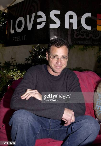 Bob Saget at Love Sac during 'Silver Spoon Dog and Baby Buffet' Benefiting Much Love Animal Rescue Day Two at Private Residence in Beverly Hills...