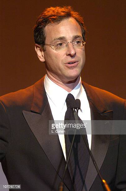 Bob Saget during 13th Annual 'Cool Comedy Hot Cuisine' Benefit for Scleroderma Research Inside/Show at The Regent Beverly Wilshire Hotel in Beverly...