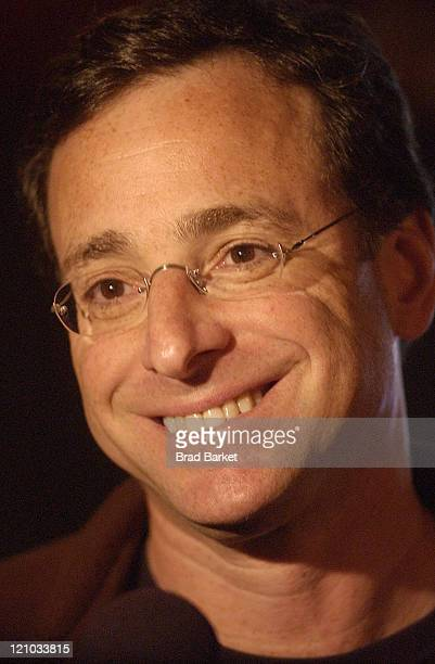 Bob Saget during The Laugh Factory Opening featuring Bob Saget at The Laugh Factory in New York City New York United States