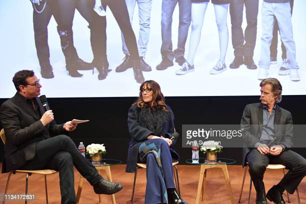 """Bob Saget, Katey Sagal and William H. Macy attend For Your Consideration Event For Showtime's """"Shameless"""" at Linwood Dunn Theater on March 06, 2019..."""
