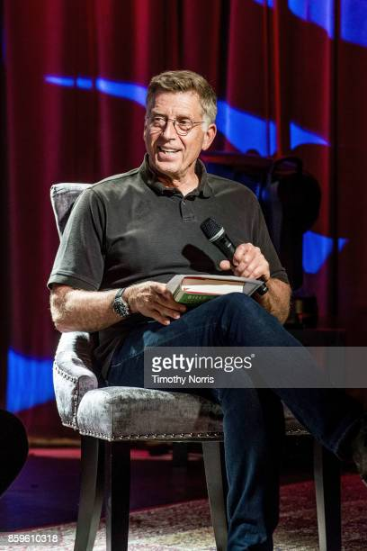Bob Santelli speaks during Roots Radicals and Rockers How Skiffle Changed the World With Billy Bragg at The GRAMMY Museum on October 9 2017 in Los...
