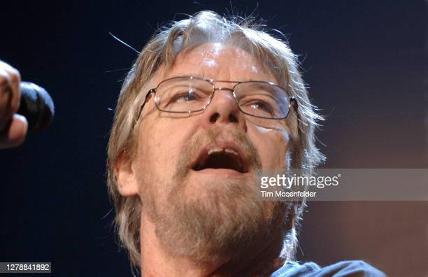 Bob Seger of Bob Seger and the Silver Bullet Band performs at Oracle Arena on February 24, 2007 in Oakland, California.