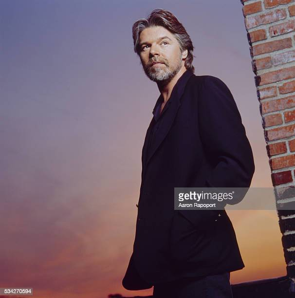 Bob Seger shot in Los Angeles in 1986 for Rolling Stone Magazine