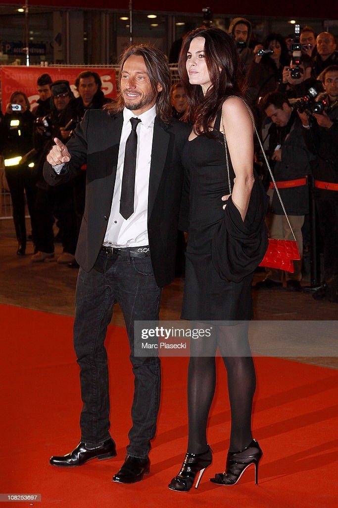 NRJ Music Awards 2011 - Red Carpet Arrivals : Foto di attualità