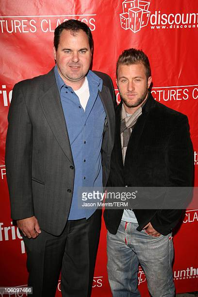 Bob Stephenson and Scott Caan during 'Friends With Money' Los Angeles Premiere Arrivals at Egyptian Theater in Hollywood CA United States