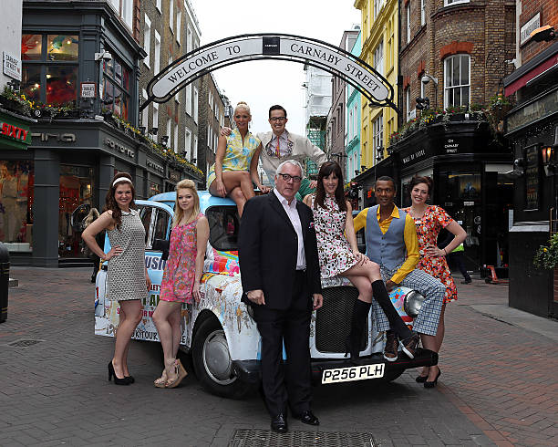Carnaby Street - Photocall Photos and Images | Getty Images