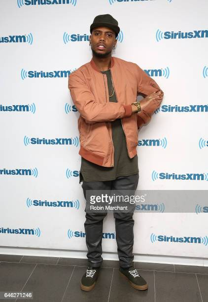 BoB visits at SiriusXM Studios on February 28 2017 in New York City