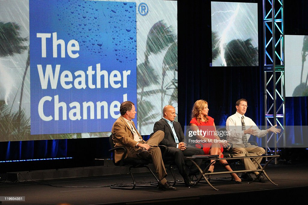 2011 Summer TCA Tour - Day 1 : News Photo