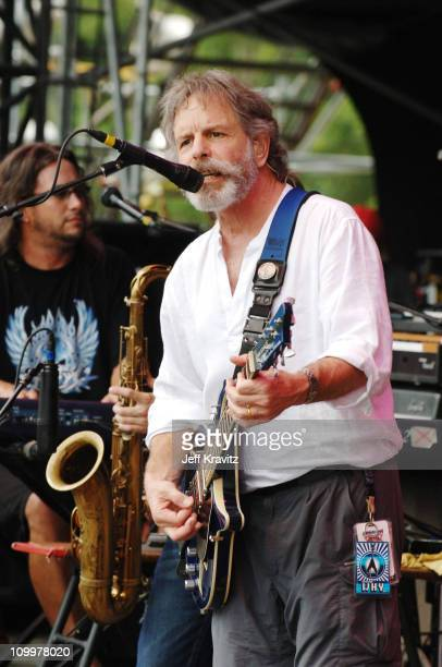 Bob Weir and RatDog during Bonnaroo 2005 Day 3 Bob Weir and RatDog at What Stage in Manchester Tennessee United States