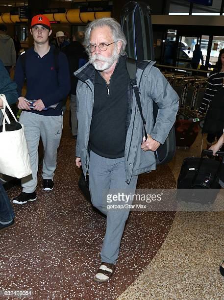 Bob Weir is seen on January 22 2017 in Salt Lake City Utah