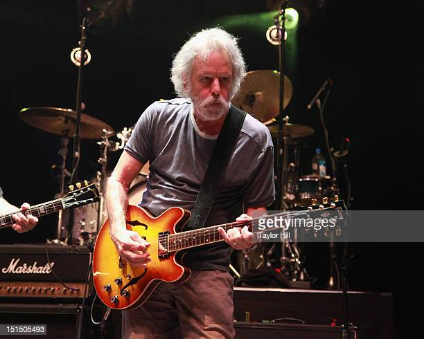 Bob Weir of Ratdog performs at A Benefit for Headcount at The Capitol Theatre on September 7 2012 in Pt Chester New York
