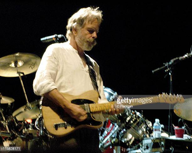 Bob Weir of The Grateful Dead and Ratdog during 'Comes A Time A Celebration of the Music Spirit of Jerry Garcia' at The Greek Theater in Berkeley...