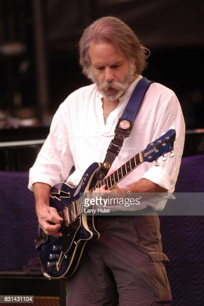 Bob Weir performing with 'Ratdog' at the Red Rocks Amphitheater in Morrison CO on July 2 2006
