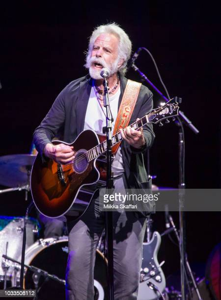 Bob Weir performs at Pathway To Paris event at The Masonic Auditorium on September 14 2018 in San Francisco California