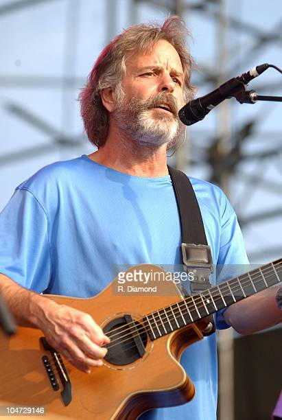 Bob Weir Ratdog in concert during 10th Annual Music Midtown Festival Day 3 Bob Weir Ratdog In Concert at Midtown Atlanta in Atlanta Georgia United...