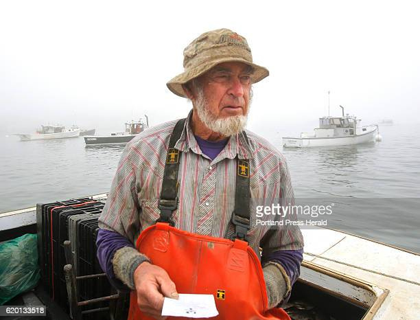 Bob Williams has been lobstering in the waters off Stonington for 61 years and thinks that Zone C should be closed to newcomers The lobster council...