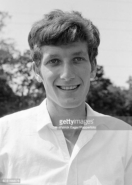 Bob Willis of Surrey during the John Player League match between Surrey and Warwickshire at the British Aerospace Company Ground Byfleet 12th July...