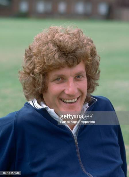 Bob Willis of Warwickshire and England on the Nursery Ground at Lord's Cricket Ground London 23rd August 1978