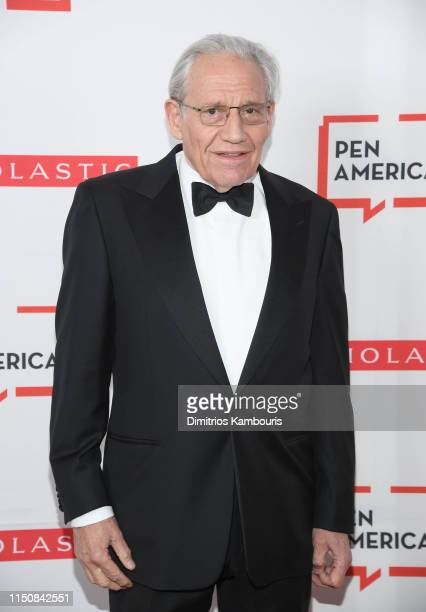 Bob Woodward attends the 2019 PEN America Literary Gala at American Museum of Natural History on May 21 2019 in New York City